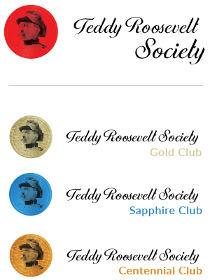 Teddy Roosevelt Society Tiers