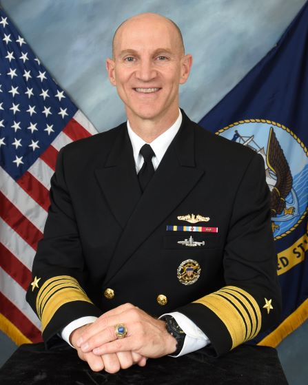 Vice Admiral Caldwell