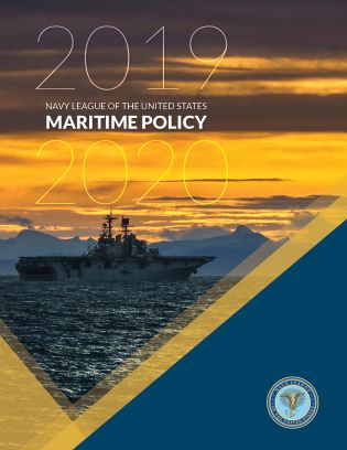 2019-2019 Maritime Policy Cover
