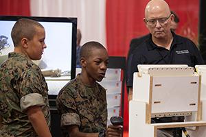 Marine Corps Junior ROTC